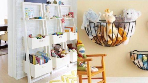 Interjero idėjos vaikų kambariui