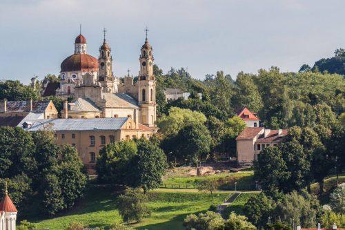 Pristatyti Misionierių vienuolyno ansamblio projektiniai pasiūlymai
