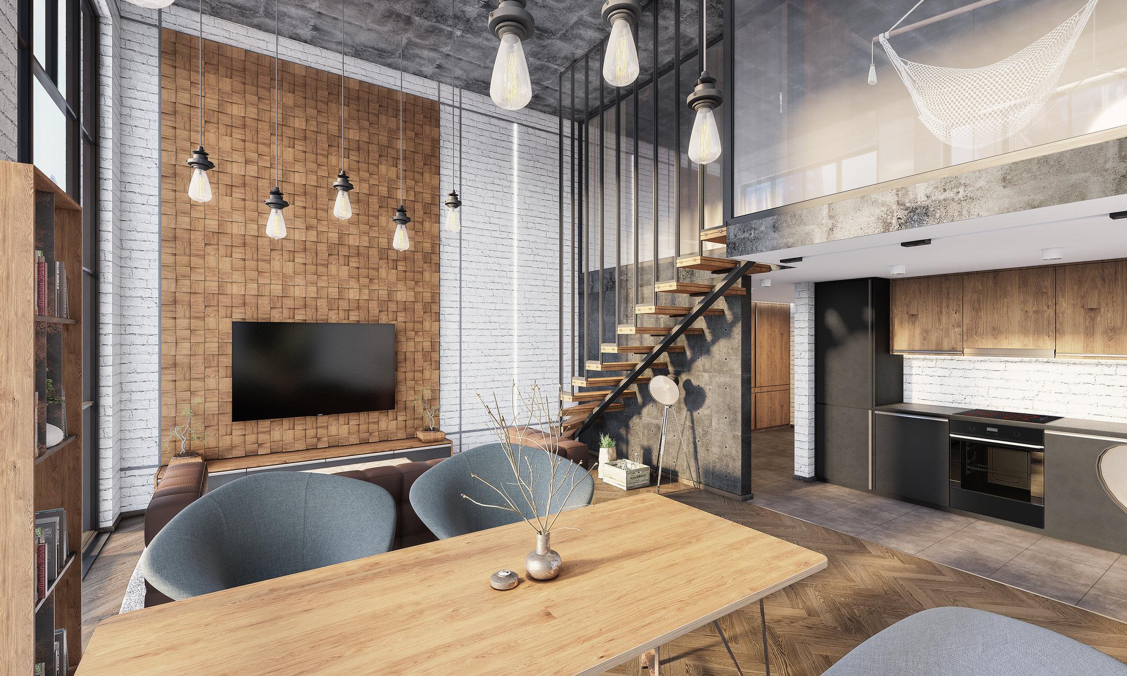 Naujiena klaipėdiečiams – pirmasis gyvenamųjų loftų kompleksas