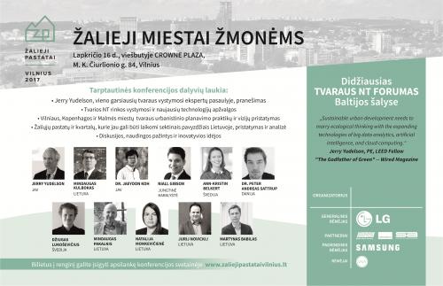 """Tvarus miestų planavimas ir vystymas – ko Lietuva gali pasimokyti iš """"žaliausiųjų"""" pasaulyje?"""