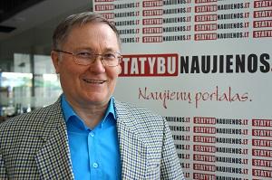 Juozas Antanaitis: linkiu matyti toliau ir daugiau, negu per žingsnį