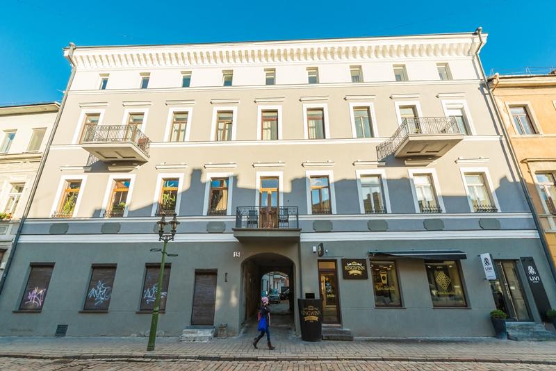 Kaunas laukia pastatų fasadus norinčių atnaujinti kauniečių paraiškų