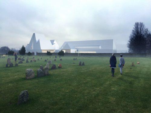 """Pradedamos""""Dingusio Štetlo""""muziejaus statybos"""
