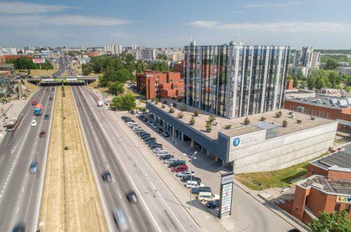 """EfTEN Real Estate Fund III"" įsigijo Vilniuje esantį ""Evolution"" verslo centrą"