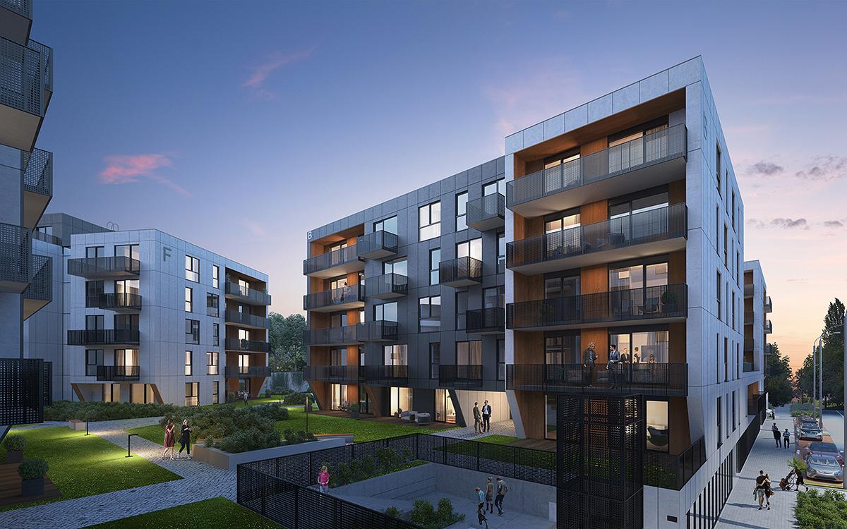 Tarp Užupio ir Belmonto iškils naujas MERKO gyvenamųjų namų kvartalas