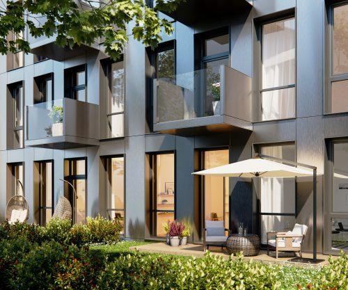 Į prestižinio gyvenamojo namo statybą Vilniaus senamiestyje Žygimantų gatvėje investuos 16,8 mln. eurų
