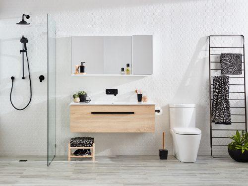 Vonios kambario interjeras ir 4 patarimai jo kūrimui