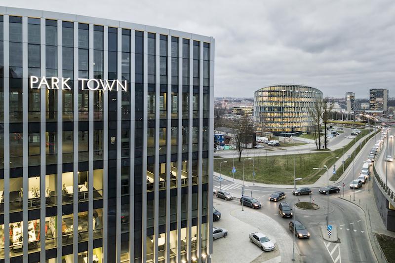 """""""Park Town"""" verslo parkas į Lietuvą atvedė pasaulines tendencijas"""