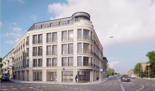 Klaipėdos RAT pritarė viešbučio rekonstrukcijos projektui