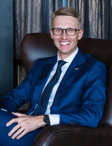 """Pirmajam """"Hilton Garden Inn"""" viešbučiui Lietuvoje vadovaus Tadas Evaltas"""