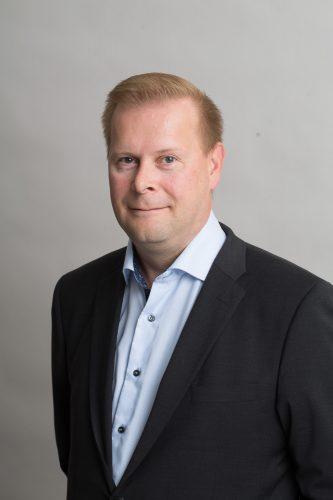 """Suomijos geležinkelių vadovas Timo Riihimäki tapo bendros """"Rail Baltica"""" įmonės vadovu"""