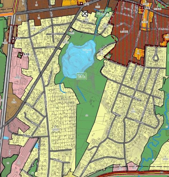 Ekspertai pateikė rekomendacijas dėl Utenos Vyžuonaičio parko koncepcijos