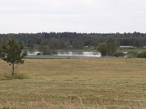 6,29ha.zemes sklypas prie Sartu ezero ir Sventosios upes istaku