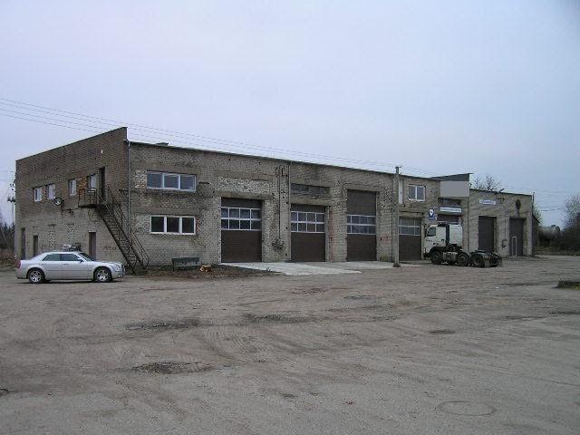 Administracinė, prekybos, paslaugų, sandėliavimo, gamybos ir pramonės patalpos