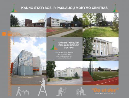Santechniko amato galima išmokti Kauno statybos ir paslaugų mokymo centre