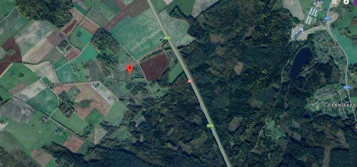 Parduodu 1,55 h žemės sklypa Širvitų r.