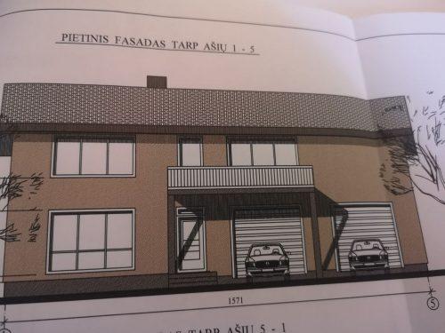 Parduodu namą 235 kv.m. didelis garažas 80 kv.m.