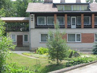 Parduodamas gyvenamas/komercinis namas Panevezio raj.Tiltagaliu km.