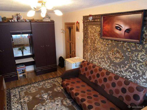 Parduodu 1 kambario butą Klaipėdoje, žardininkų g.
