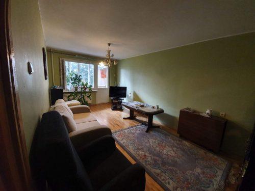 Dviejų kambarių butas 2 aukšte