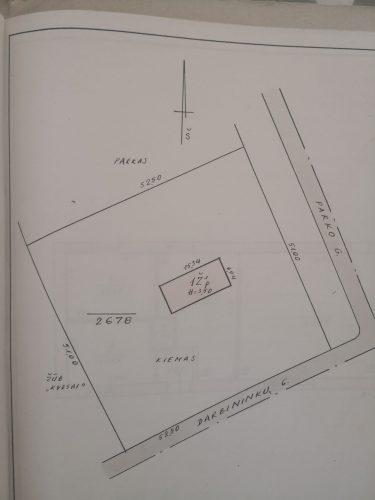 Parduodamas 80 kv.m namas su 17 arų žemės sklypu