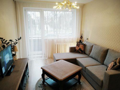 Šiauliuose parduodamas pilnai įrengtas 1 k., 29 m2 butas