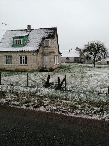 Parduodamas namas