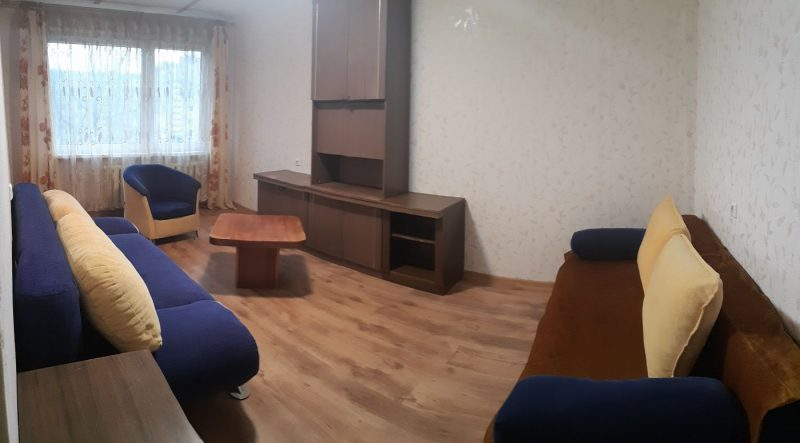 išnomuojamas vieno kambario butas Klaipėdoje