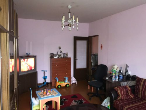 Gargžduose parduodamas 3 kambarių butas