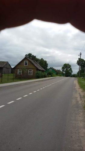 Namų valda  žemės ūkio paskirties