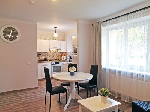 Modernūs apartamentai centre, Draugystės pr.(trumpalaikė nuoma)
