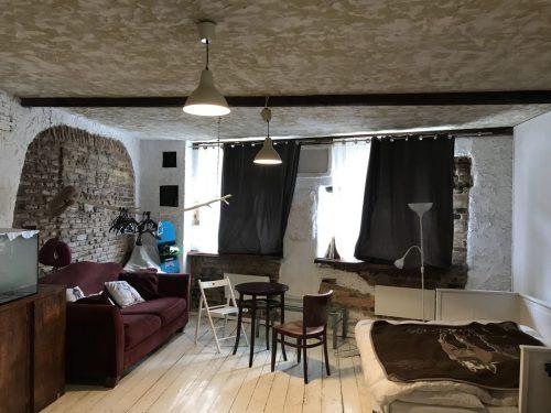 1 kambario buto nuoma, Vilniuje, Užupyje, Užupio g.,