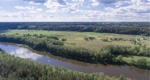 Parduodami namų valdos sklypai Druskininkų sav. netoli Nemuno. Aplinkui gražus gamtovaizdis, pušynai
