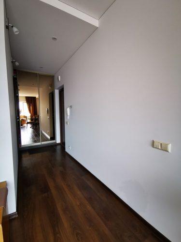Įrengtas gražus butas Giraitėje
