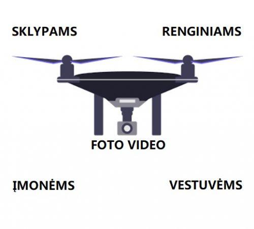 #1 Foto Video, sklypo, namo, kito NT fotografavimas reklamai fotografija iš drono/ iš oro