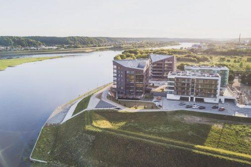 """Naujas ketvirtis – naujas rekordas: """"YIT Lietuva"""" šiemet pardavė 81 proc. daugiau butų nei pernai metų pabaigoje"""