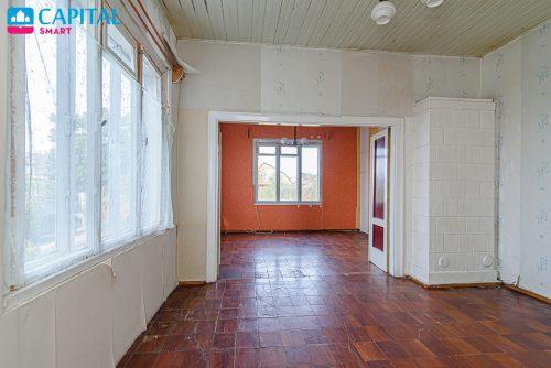 Parduodamas gyvenamasis namas su 0,17 ha sklypu Bažnyčios gatvėje, Ukmergėje.
