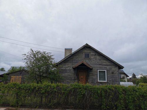 Parduodamas gyvenamasis namas netoli Ekrano marių su 6.66 a žemės sklypu Panevėžio mieste