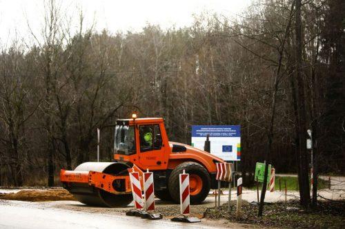 """""""YIT Lietuva"""" atliks kelio šalia Grigiškių remontą – naudą pajus ir vairuotojai, ir gyventojai"""