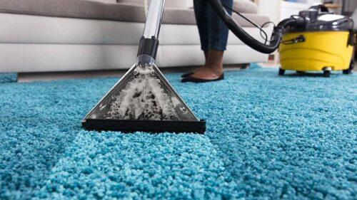 Ką daryti išpurvinus kilimą namuose?