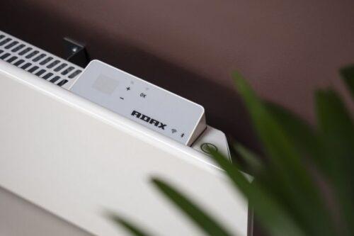 ADAX elektriniai radiatoriai su Wi-Fi valdymu
