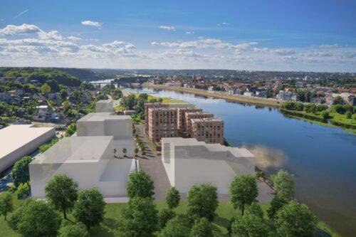 Industrinis Kauno rajonas keičia veidą: kairysis Nemuno krantas taps patrauklia miesto vieta